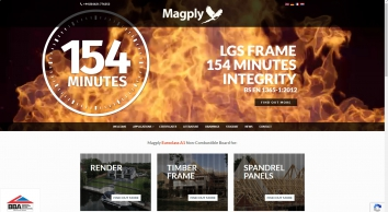Magply A1 Non-Combustible Board