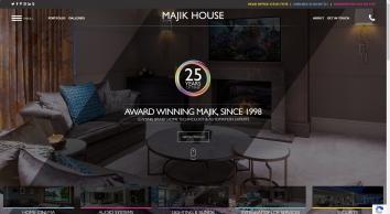 The Majik House