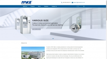 China Key Lock, Cam Lock, ATM Lock, Vending Machine Lock  Manufacturers - Xiamen Make Security Technology Co.,Ltd
