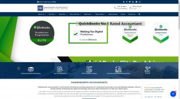 Makesworth Accountants in Harrow | Award Winning Accountants Harrow