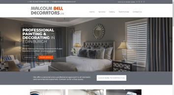 Malcolm Bell Decorators Ltd