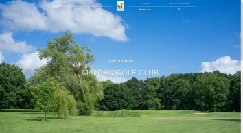 New Malden Golf Club