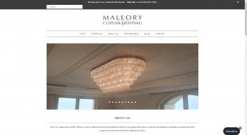 Mallory Custom Lighting