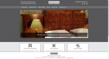 Manborne Custom Furniture