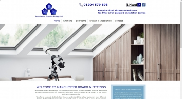 Manchester Board & Fittings Ltd