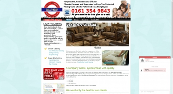 Manchester Carpet Cleaning - 0161 354 9843