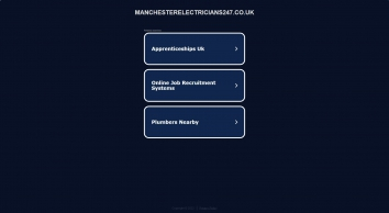 Manchester Electricians 24/7