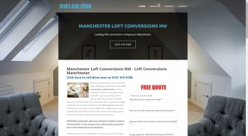 Manchester Loft Conversions NW