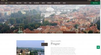 Luxury 5 Star Hotel | Malá Strana | Mandarin Oriental, Prague