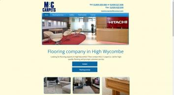 M & C Carpet Co. Ltd