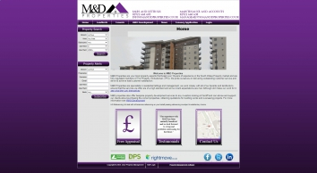 M&D Properties, Cardiff- Sales