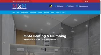 M & M Heating & Plumbing