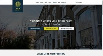 M & M Property, London