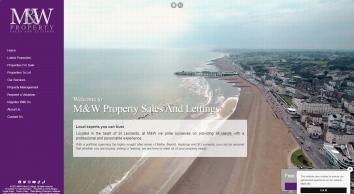M W Residential Sales Lettings