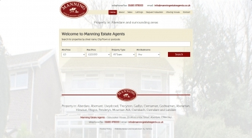 Manning Estate Agents   Property for Sale in Aberdare and surrounding areas