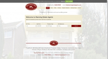 Manning Estate Agents | Property for Sale in Aberdare and surrounding areas