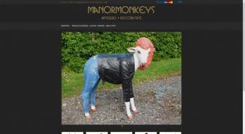 Manormonkeys Antiques & Vintage