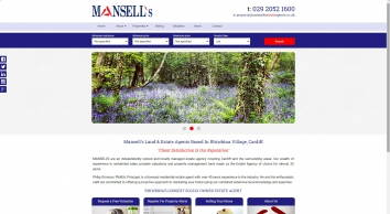 Mansell\'s Land Estate Agents, Cardiff