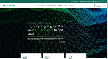 SEO/SEM agency, Web Design Services - Manchester, UK - Mapi Media