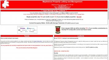 Maplewood Property Letting & Management | Chorley, PR7