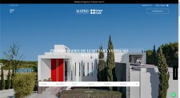 Mapro Real Estate - Imóveis de Luxo no Triângulo Dourado