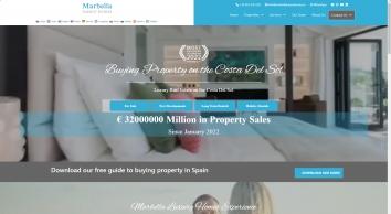 Marbella Luxury Homes