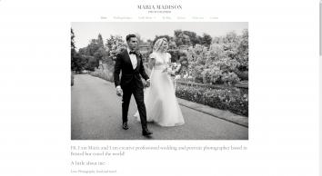 Maria Madison Photography