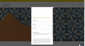Maria Starling bespoke tiles & mosaics