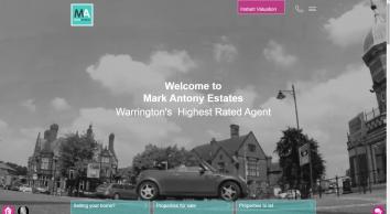 Mark Antony Estates, Stockton Heath - Sales
