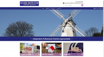 Mark Bowyer Estate Agents, Upminster
