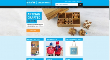 Unicef  | Charity Gifts & Cards | UK Shop