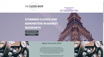 Clock Shop