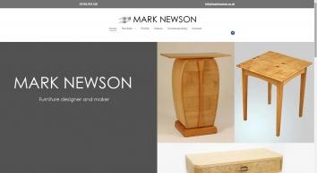 Furniture designer in Amersham   Mark Newson