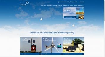 Marlec - A UK Manufacturer of Battery Charging Off-Grid Wind Turbines