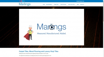 Marlings Ltd: Contract Carpets for the Public, Healthcare, Leisure, Education and Commercial Sectors