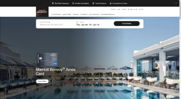 Hotels & Resorts | Book your Hotel directly with Marriott