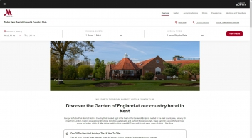 Tudor Park Marriott Hotel & Country Club