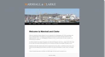 Marshall Clarke, St Margarets-At-Cliffe