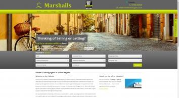 Marshalls Estate Agents , Milton Keynes