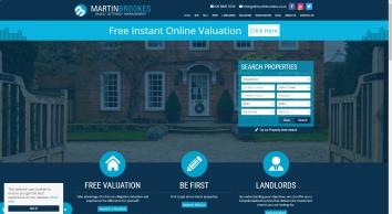 Martin Brookes Estate Agents