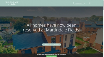 Site Sales - Martindale Fields