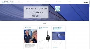 Martin Leaning Masts & Rigging Ltd