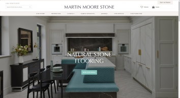 Martin Moore Stone