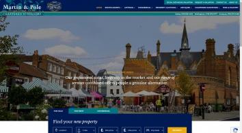 Martin & Pole Estate Agents - Wokingham, Earley, Reading