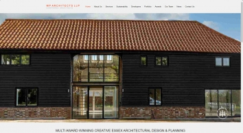 Architects in London and Essex   Martyn Pattie