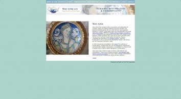 Mary Acton Ceramic Restoration & Conservation