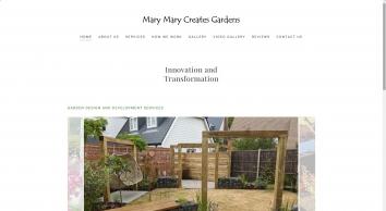 Mary Mary Creates Gardens Ltd