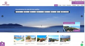 Maser World Properties, Puerto de Mazarron