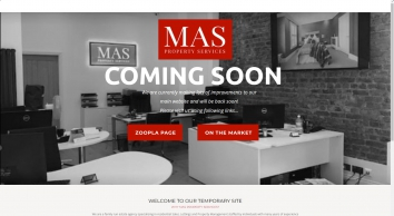 MAS Property Services | Residential, Lettings, Sales, Property management and Commercial estate agents.