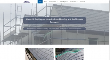 Masterfit Roofing Limerick